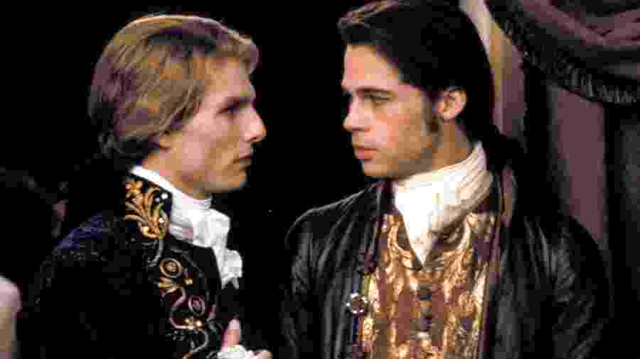 """Cena do filme """"Entrevista Com o Vampiro"""" (1994), de Neil Jordan - Reprodução"""