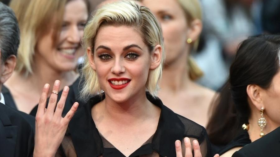 """Estrela da saga """"Crepúsculo"""", Kristen Stewart estará no remake de """"As Panteras"""" - AFP"""