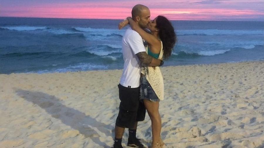 Camilla Camargo e o noivo, o diretor Leonardo Lessa - Reprodução/Instagram/camilla_camargo