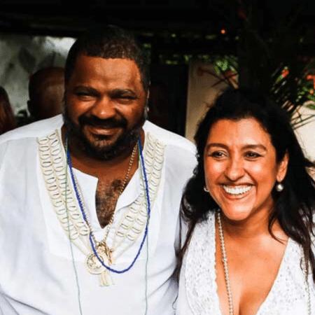Arlindo Cruz e Regina Casé - Reprodução/Instagram/reginacase