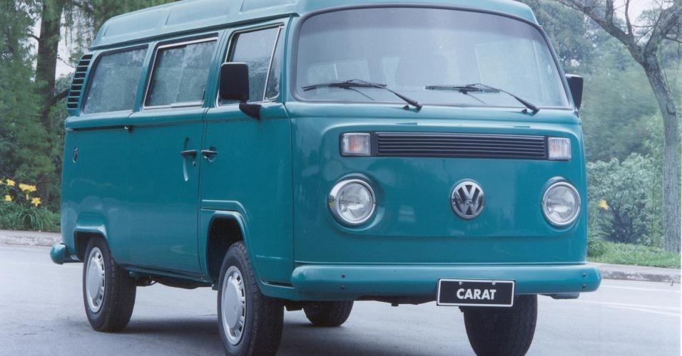 História da Volkswagen Kombi