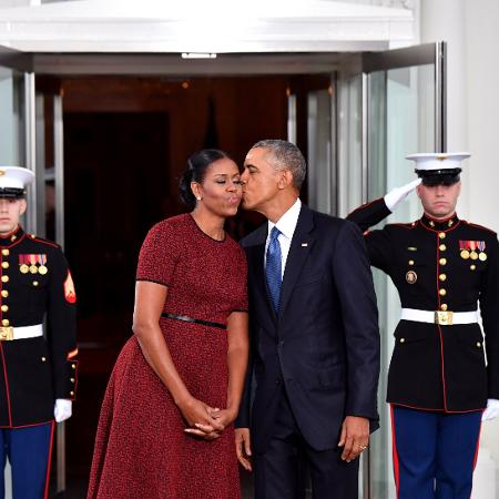 Michelle e Barack Obama - Getty Images