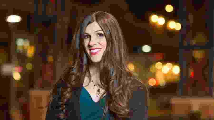 A cantora de metal trans Danica Roem - Reprodução