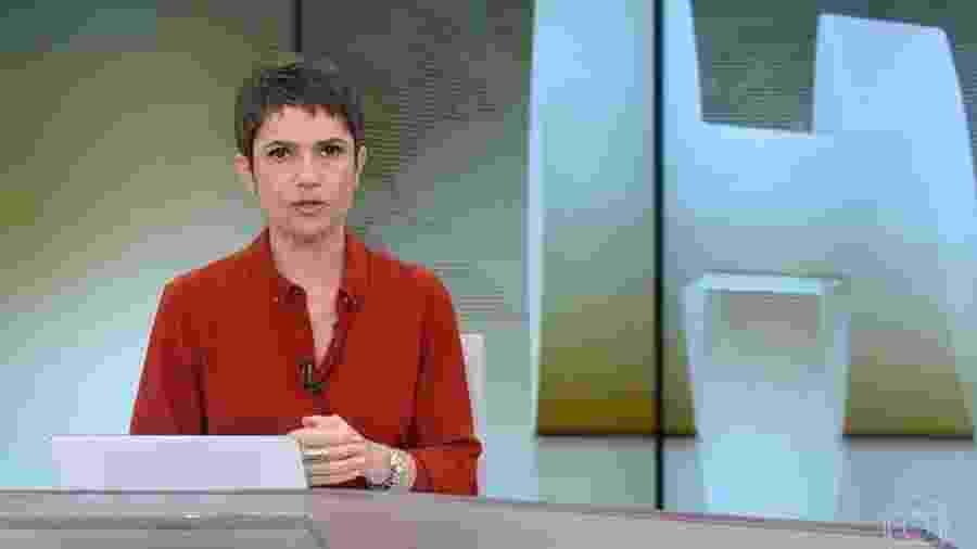 Sandra Annenberg deixa o Jornal Hoje e assume com Gloria Maria a apresentação do Globo Repórter - Reprodução/Globo