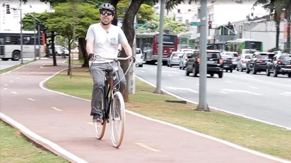 5a9d3033b Bike elétrica é opção para quem quer pedalar sem suar  assista