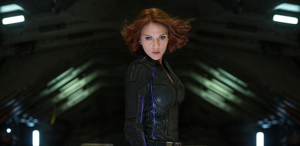 Scarlett Johansson é a Viúva Negra