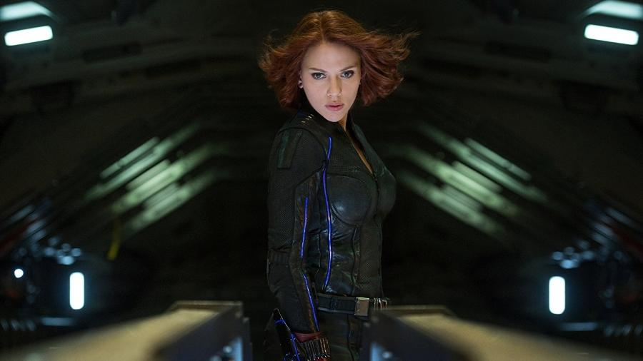 Scarlett Johansson é a Viúva Negra  - Divulgação