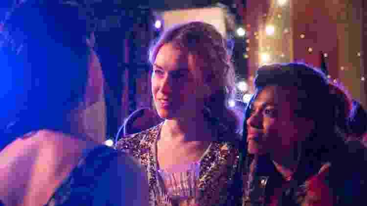 "Nomi (Jamie Clayton) e Amanita (Freema Agyeman) no final de ""Sense8"" - Bruno Calvo/Netflix - Bruno Calvo/Netflix"