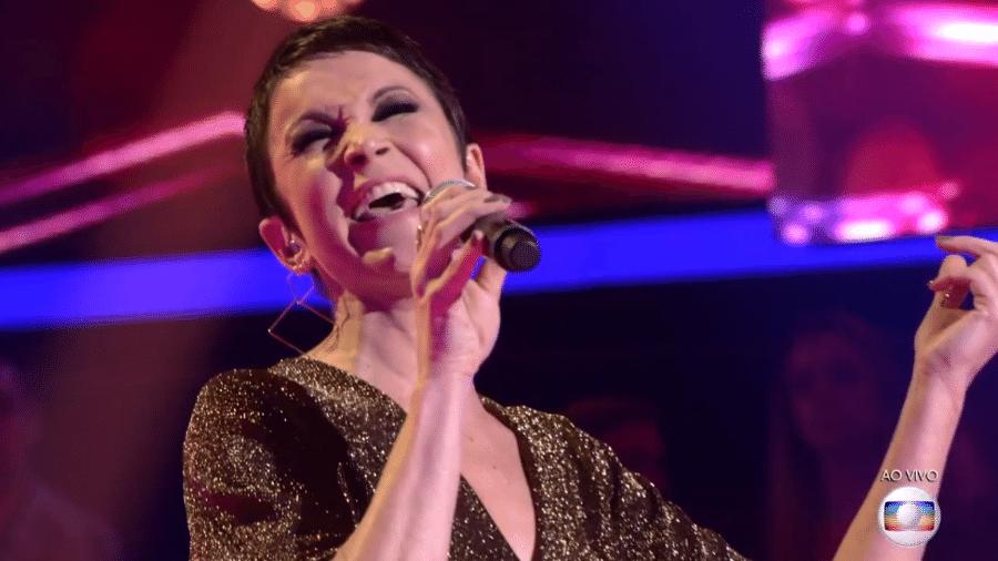 """A candidata Rê Adegas se classificou no """"The Voice Brasil"""" - Reprodução"""
