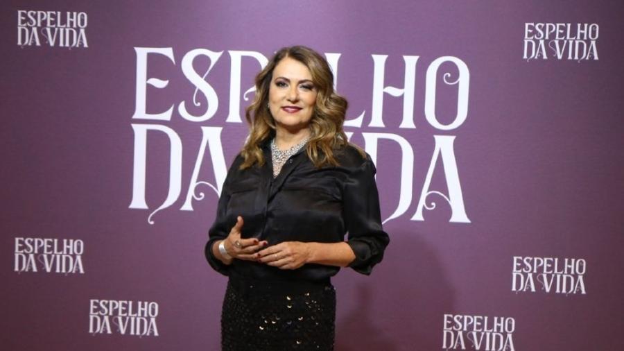 A atriz Patricya Travassos - AgNews
