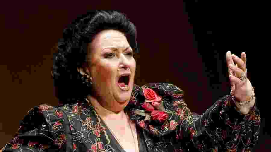 A soprano espanhola Montserrat Caballe - Victor Fraile/Reuters