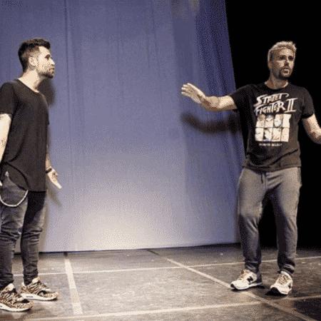 Bruno e Thiago Gagliasso - Reprodução/Instagram
