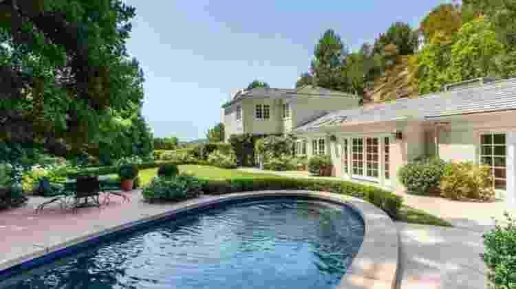 A mansão para familiares e amigos de Katy Perry - Reprodução/TMZ - Reprodução/TMZ