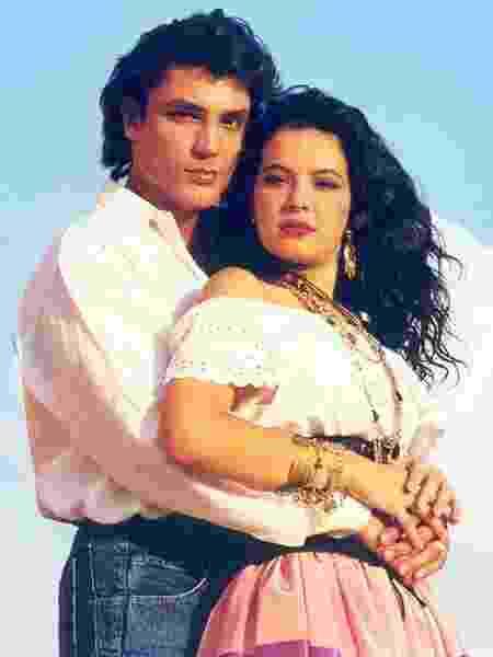 """A novela """"Kassandra"""" fez sucesso na Vanezuela -- e fora dela -- nos anos 90 - Divulgação"""