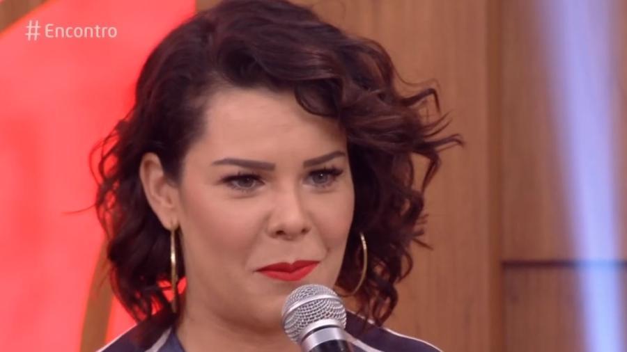 Fernanda Souza - Reprodução/Globo