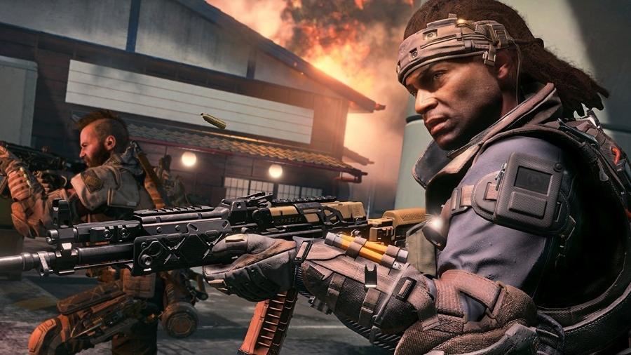 Call of Duty: Black Ops 4 - Reprodução