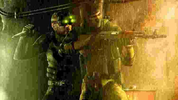 Splinter Cell Chaos Theory - Reprodução - Reprodução