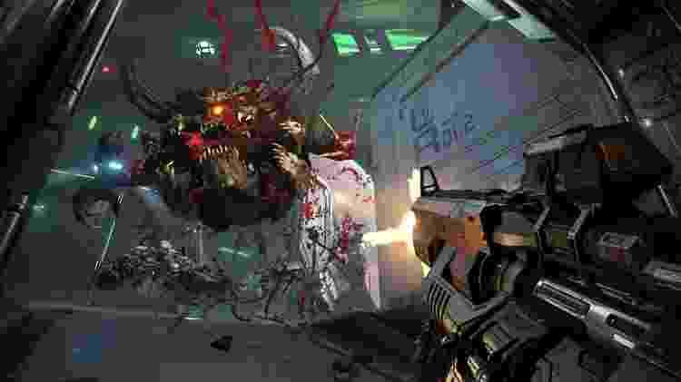 Doom Eternal 5 - Reprodução - Reprodução