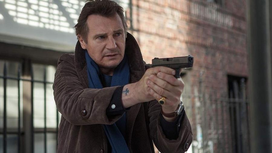 Liam Neeson em Caçada Mortal - Divulgação