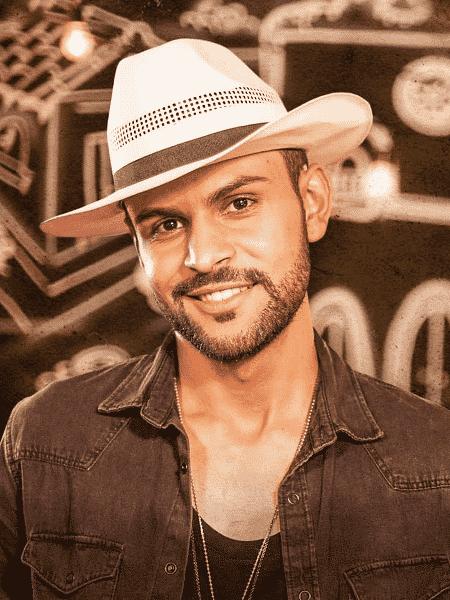 O cantor Thullio Milionário - Reprodução