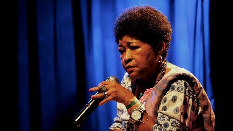 Zélia Amador de Deus, 69, professora universitária - Arquivo Pessoal