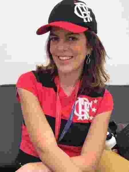 Mariana Gross, apresentadora da Globo Rio - Reprodução/Instagram