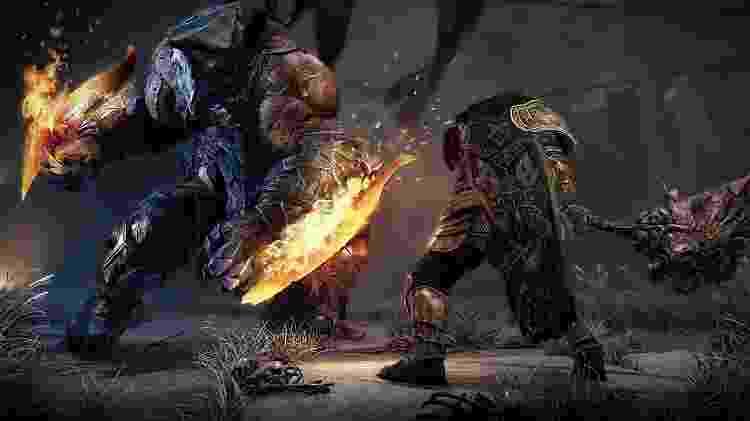 Lords of The Fallen Review 5 - Reprodução - Reprodução