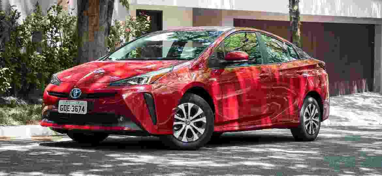 Prius é o modelo híbrido mais vendido do país - e pode ser achado no mercado de seminovos - Simon Plestenjak/UOL