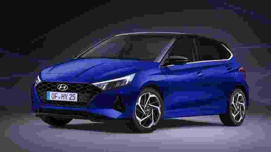 Novo Hyundai i20 - Divulgação