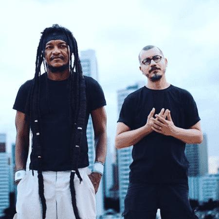 Banda Devotos destacou a linha das músicas com letras coloquiais com denúncias como forma de arma para problemas sociais - Reprodução/Instagram