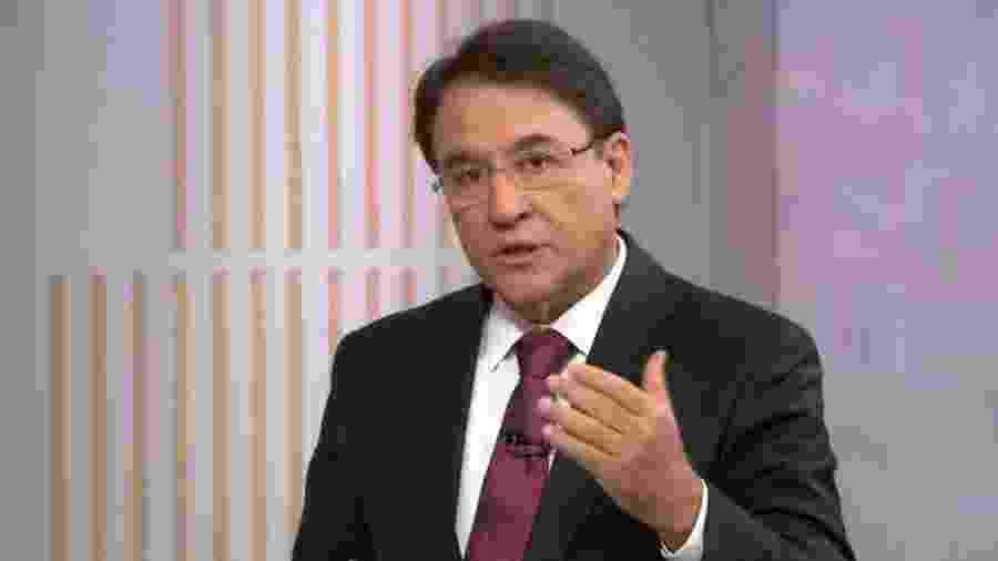 Jornalista João Borges, da GloboNews - Reprodução