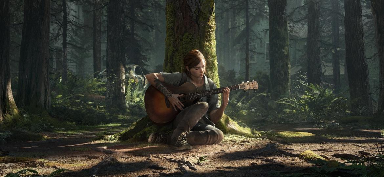 A canção de Ellie é cheia de beleza, mas também cheia de ódio - Divulgação/Sony