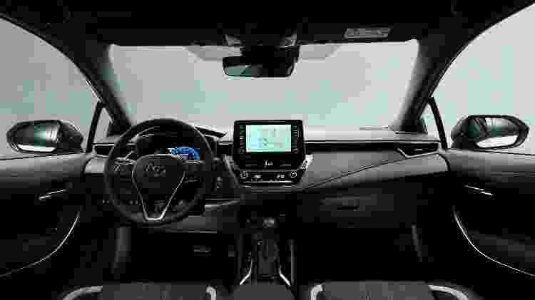 Toyota Corolla GR-S - Divulgação - Divulgação