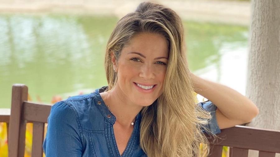 Jacqueline Brazil - Reprodução/Instagram