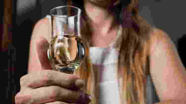 Se for de cachaça, prefira as envelhecidas - Getty Images/iStockphoto - Getty Images/iStockphoto