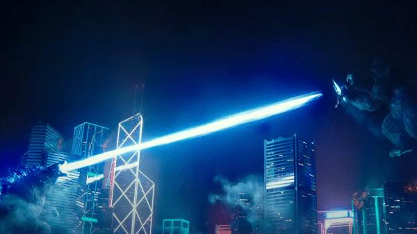 Godzilla e King Kong se enfrentam em 'Godzilla vs. Kong'