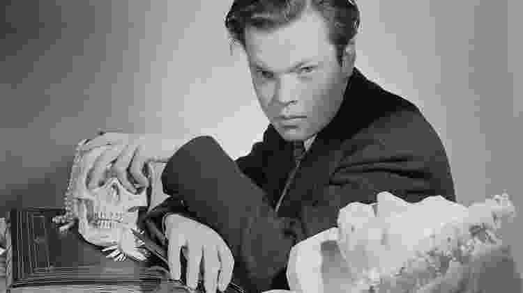 Orson Welles tinha 24 anos quando começou a filmar 'Cidadão Kane' - Getty Images - Getty Images