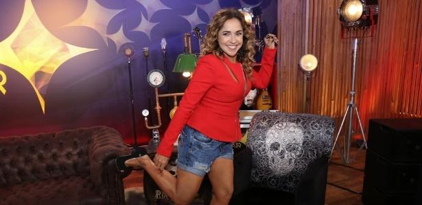 A cantora Daniela Mercury  - Roberto Filho/Brazil News