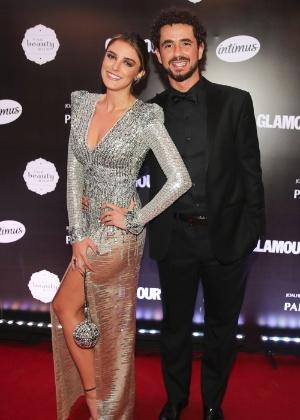 Rafa Brites anuncia que está grávida do 1º filho com Andreoli - Manuela Scarpa e Rafael Cusato/Brazil News