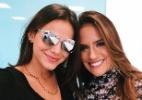 Bruna Marquezine e Neymar usam colares iguais; fãs apostam em reconciliação - Montagem sobre fotos de divulgação