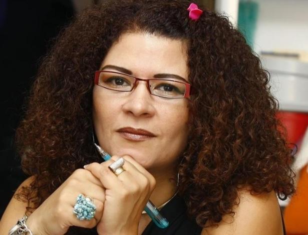A escritora egípcia Fatima Naut, condenada a seis meses de prisão - Reuters