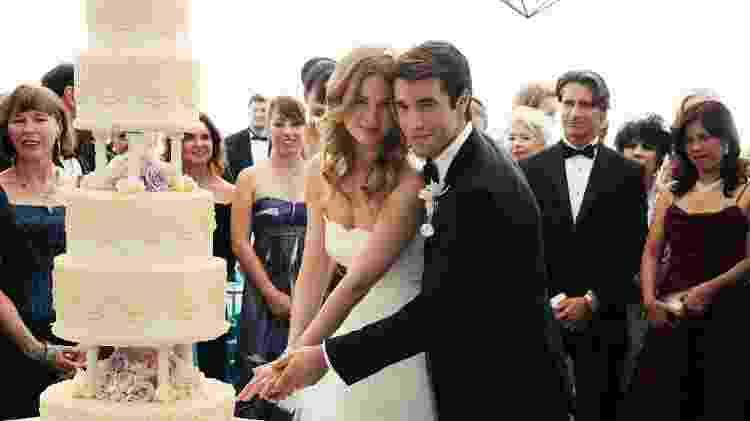 """Casamento de Emily (Emily VanCamp) e Daniel (Josh Bowman) em """"Revenge"""" - Divulgação - Divulgação"""