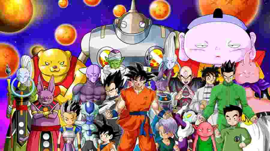 """""""Dragon Ball Super"""" ganhou dublagem clássica e, finalmente, estreou no Brasil na tarde do último sábado (5) - Reprodução/Toei Animation"""