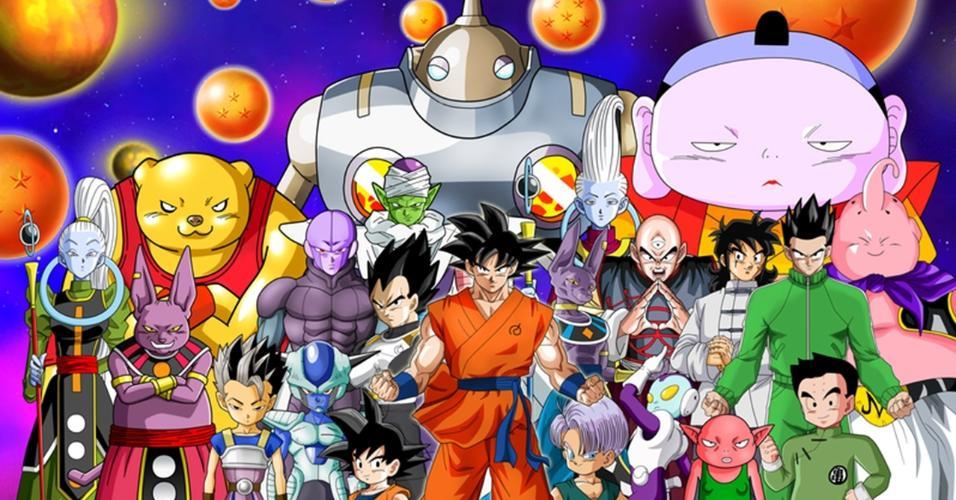 "Com ""Dragon Ball Super"", Cartoon Network Vira Líder Entre"