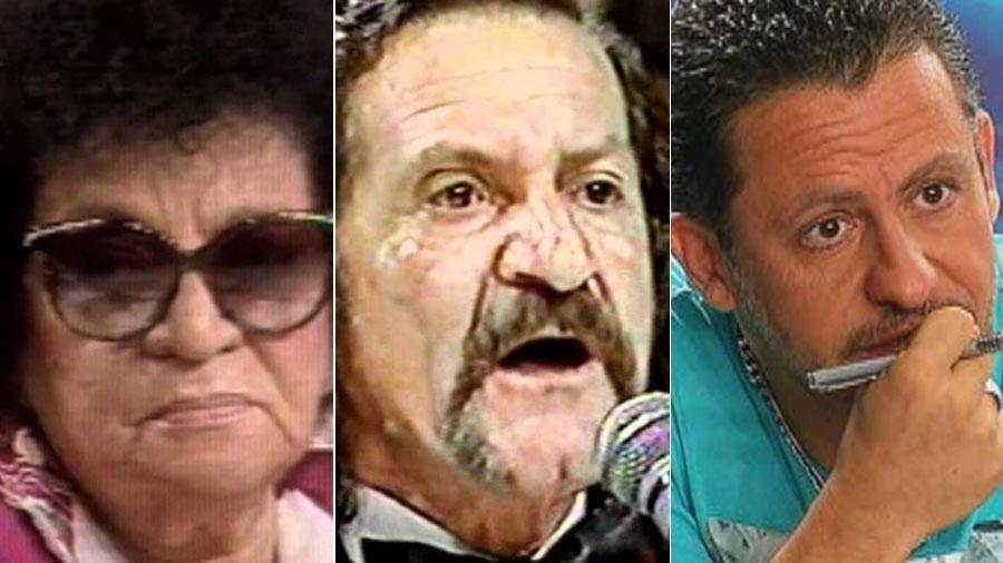 Aracy de Almeida, Pedro de Lara e Rick Bonadio - Reprodução/Youtube