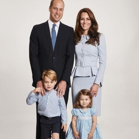 Família real anuncia que Princesa Charlotte começará a escola a partir de janeiro de 2018  - Reprodução/Instagram