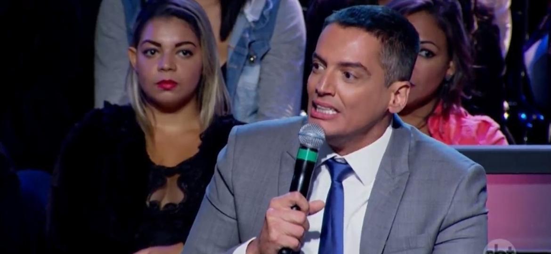 """Apresentador do SBT, Leo Dias puxa orelha de Silvio: """"Precisa investir no jornalismo"""" - Reprodução/SBT"""