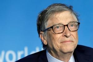 Bill Gates Na Netflix Série Otimiza Filantropo Nerd E