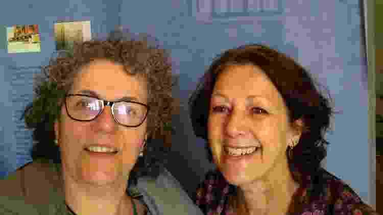 Silvia Salgado e Rosa Antunes - Arquivo Pessoal - Arquivo Pessoal