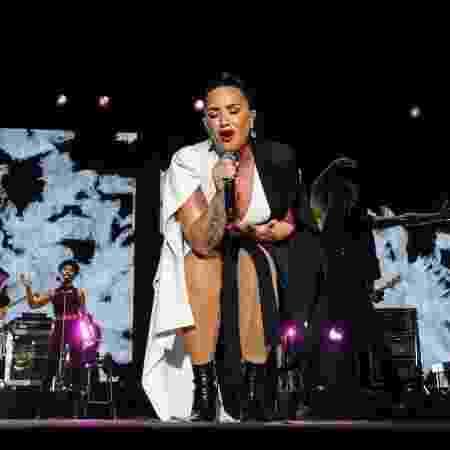 Demi Lovato - Divulgação - Divulgação